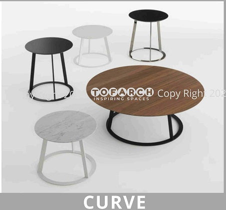 LATEST CURVE COFFEE TABLE BUY ONLINE