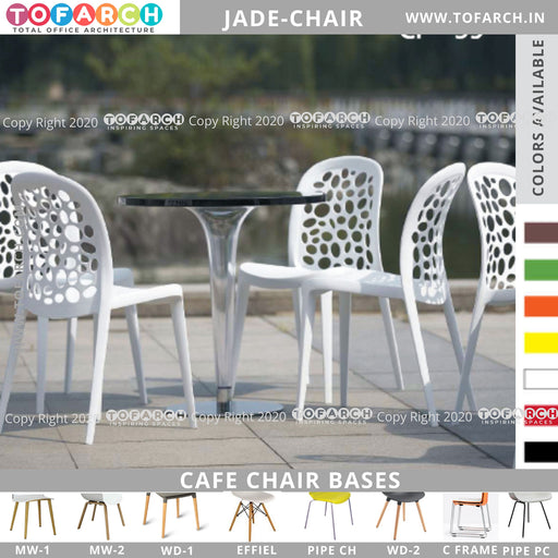Chair for Dining Restaurant and Coffee Shop JADE