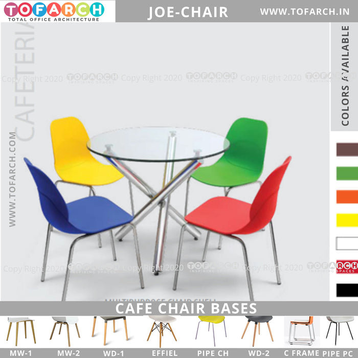 Cafe Chair Outdoor Chair JOE