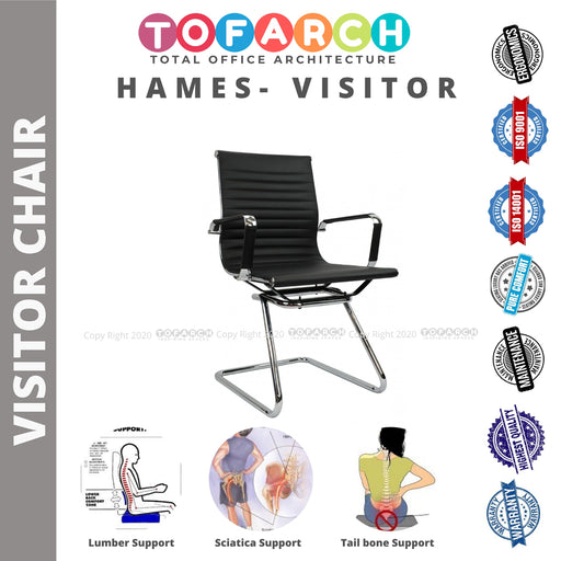 Chair for Office Guests HAMES VISITOR