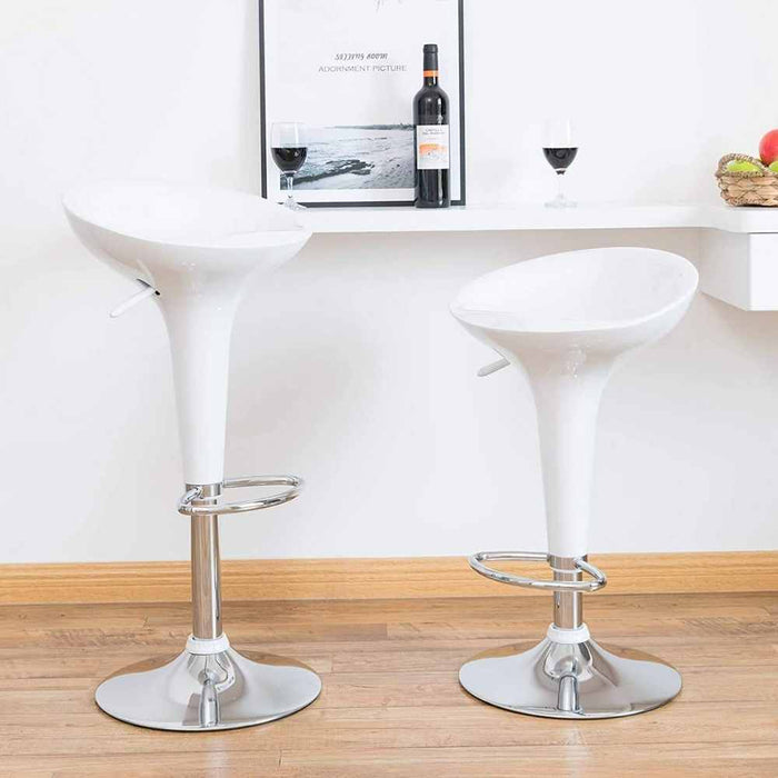 Counter Bar Stool with Footrest CUP