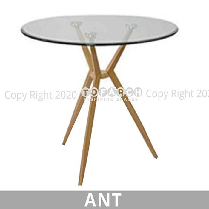 Discussion Table Glass ANT