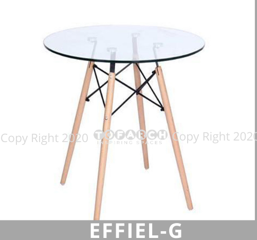 LATEST DESIGNER EFFIEL-G CAFE TABLE