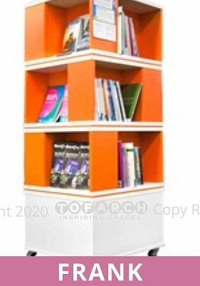 BUY MODERN FRANK LIBRARY FURNITURE