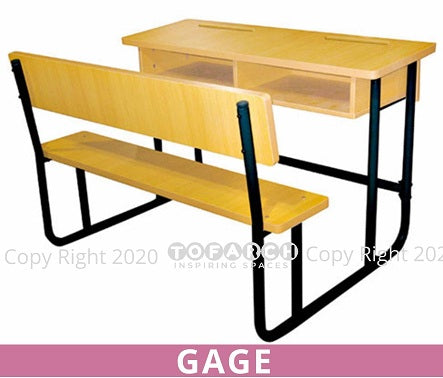 BEST GAGE SECONDARY SCHOOL FURNITURE