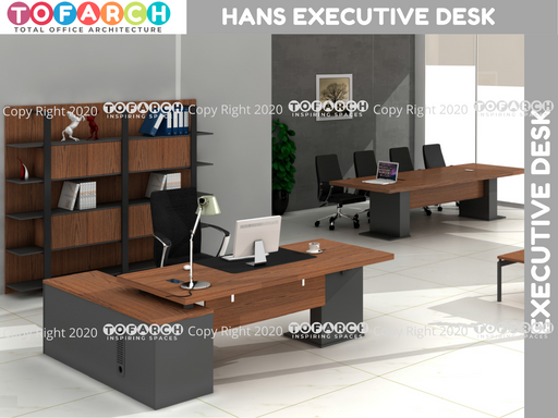 Executive Table Desking System HANS