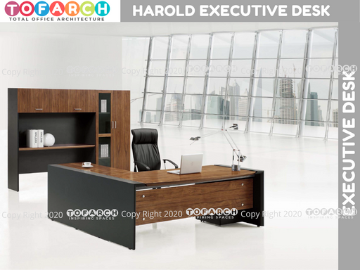 Executive Table Desking System HAROLD