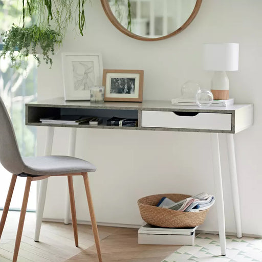 Home Office Table for Desktop  Laptop BERLIN