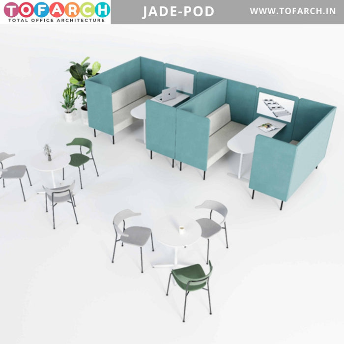 BEST DESIGN  JADE COLLABORATIVE POD