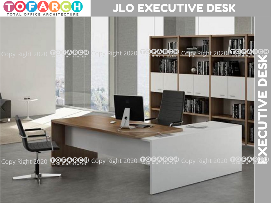 Executive Table Desking System JLO