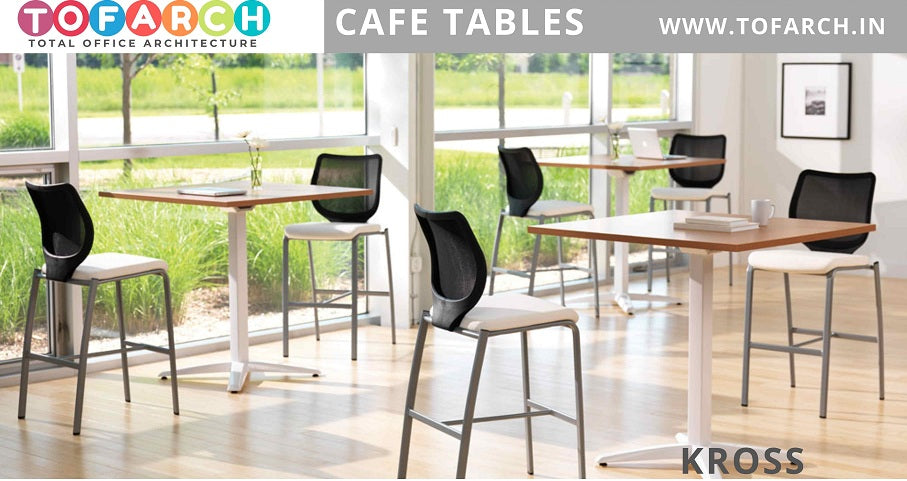 MODERN DESIGNER KROSS CAFE TABLE