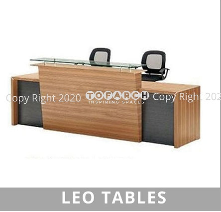 BUY ONLINE LEO RECEPTION TABLE