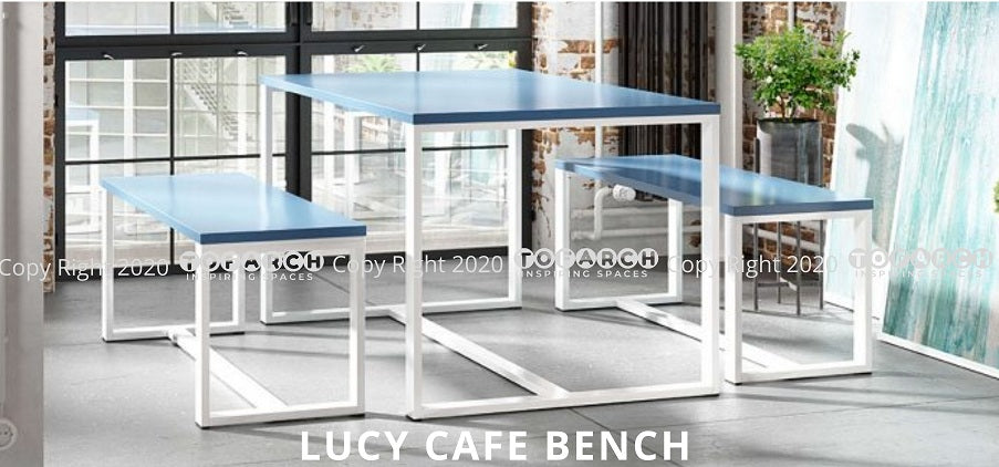 LATEST STYLISH LUCY CAFE BENCHES