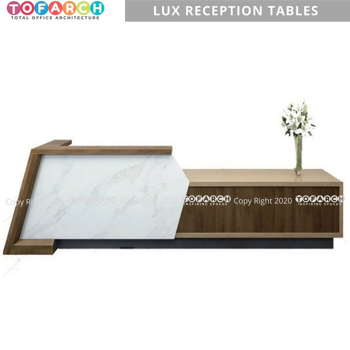 BEST DESIGN LUX RECEPTION TABLE BUY ONLINE