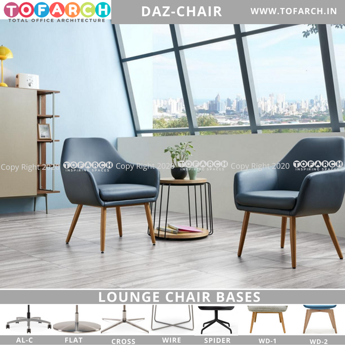 BREAKOUT SEATING LOUNGE DAZ CHAIR