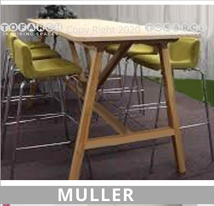 BEST DESIGNER MULLER HIGH TABLE