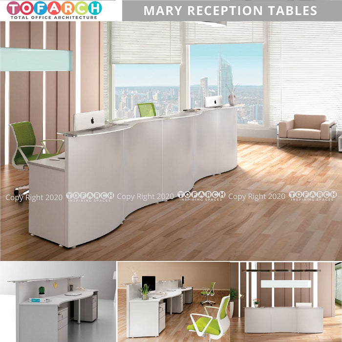 SHOP ONLINE MARY RECEPTION TABLE