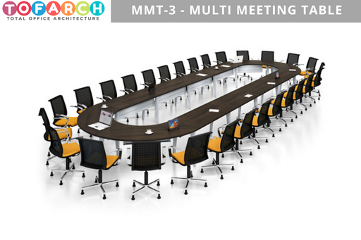 Multi Meeting Table MMT3
