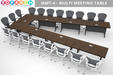 Multi Meeting Table MMT4