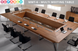 Multi Meeting Table MMT6