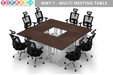 Multi Meeting Table MMT7