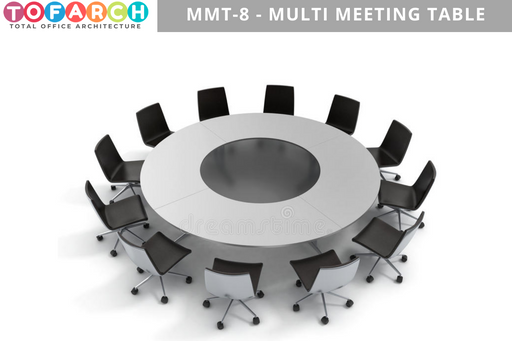 Multi Meeting Table MMT8
