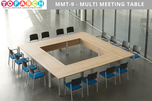 Multi Meeting Table MMT9