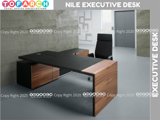 Executive Table Desking System NILE