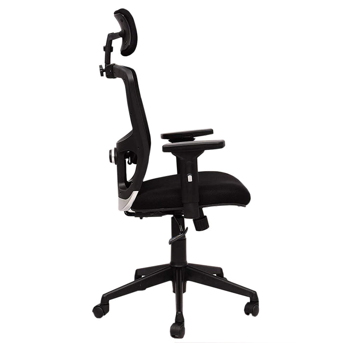 High Back Office Chair with Swirl 360 and Pure Ergonomics AMU HB