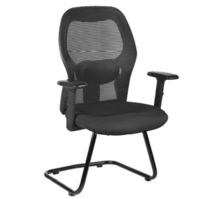 Office Guest Chair For Interview Hyde Visitor Tofarch Furniture
