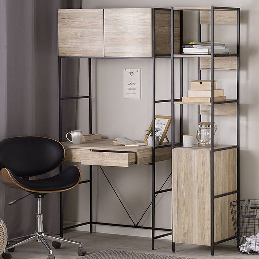 Office Table with Storage for Home WARSAW