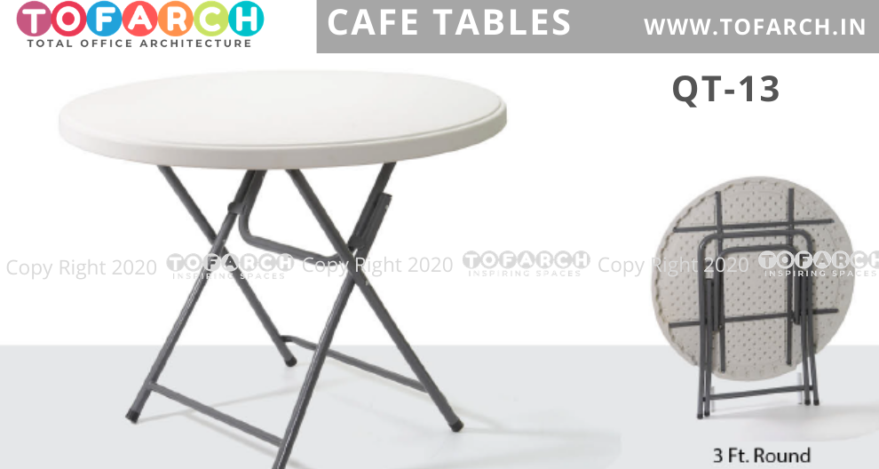 LATEST DESIGNER QT-13 CAFE TABLE