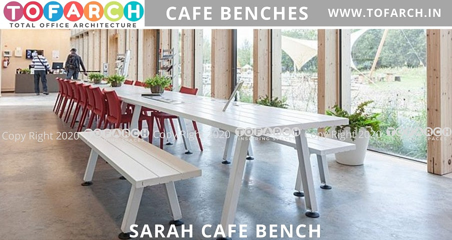 BUY ONLINE SARAH CAFE BENCHES