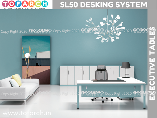 Executive Table Desking System SL50