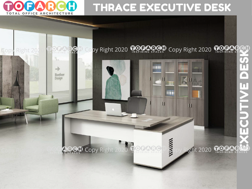 Executive Table Desking System THRACE