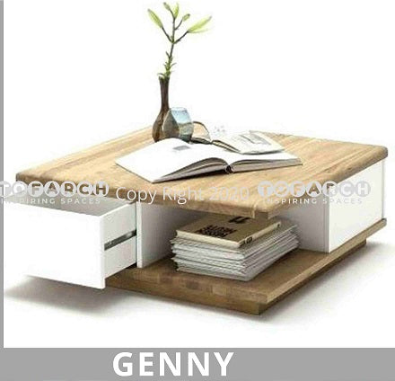 BEST GENNY COFFEE TABLE