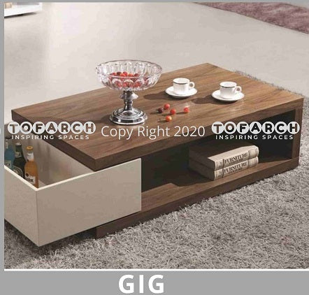 MODERN GIG COFFEE TABLE