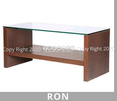 BEST WOODEN RON COFFEE TABLE