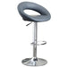 Adjustable Height Cushioned Bar Stool HOLLOW