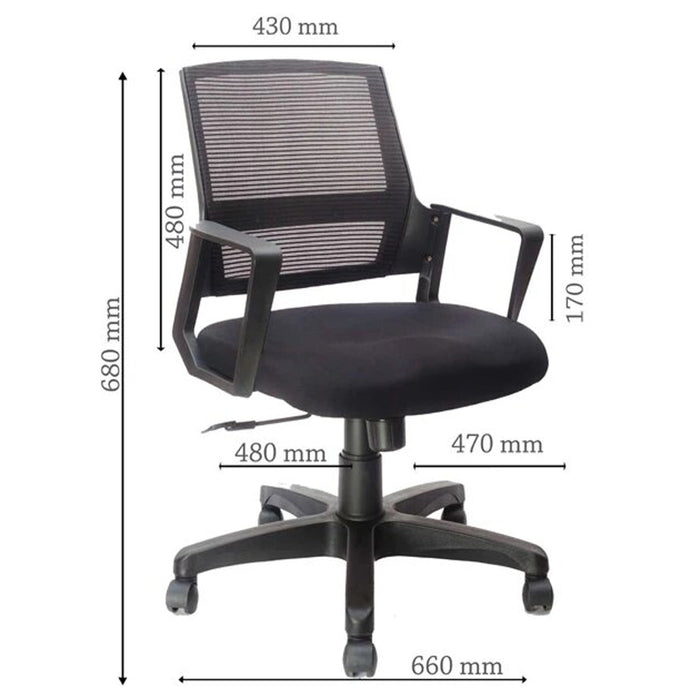 office chair for back rest