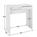 Study Desk for Home CANARY WHITE