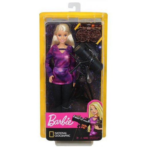 Barbie National Geographic - Αστρονόμος - Barbie National Geographic - Αστρονόμος - 3beez.gr