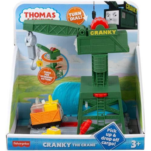 Fisher Price Thomas And Friends Κράνκι Ο Γερανός - Fisher Price Thomas And Friends Κράνκι Ο Γερανός - 3beez.gr