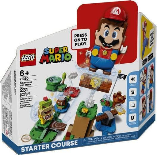 Adventures With Mario Starter Course - Adventures With Mario Starter Course - 3beez.gr