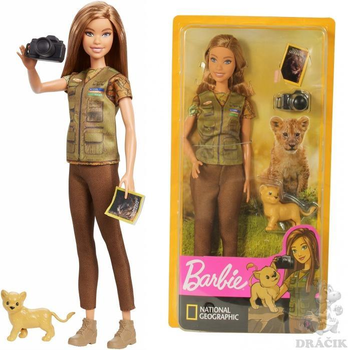 Barbie National Geographic - Φωτογράφος - Barbie National Geographic - Φωτογράφος - 3beez.gr