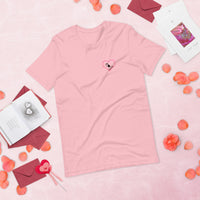 All You Need Is Love (Pink) - Adult Unisex Tee