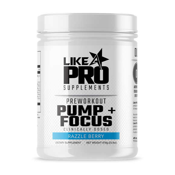 Pump and Focus
