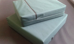 Midwater Comfy Cushions.  Replacement Fishing Seat Box Cushions - 10cm deep.
