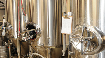 Three brewing systems at Descendants Breweries Waterloo