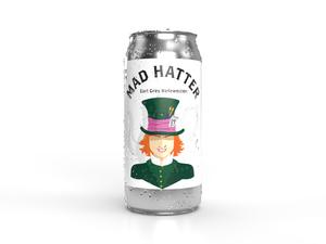 Mad Hatter Hefeweizen from Ontario brewery Descendants